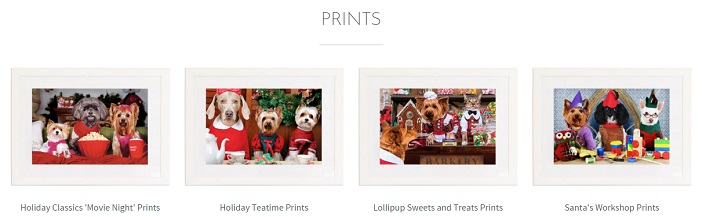 Dog Chatter Prints