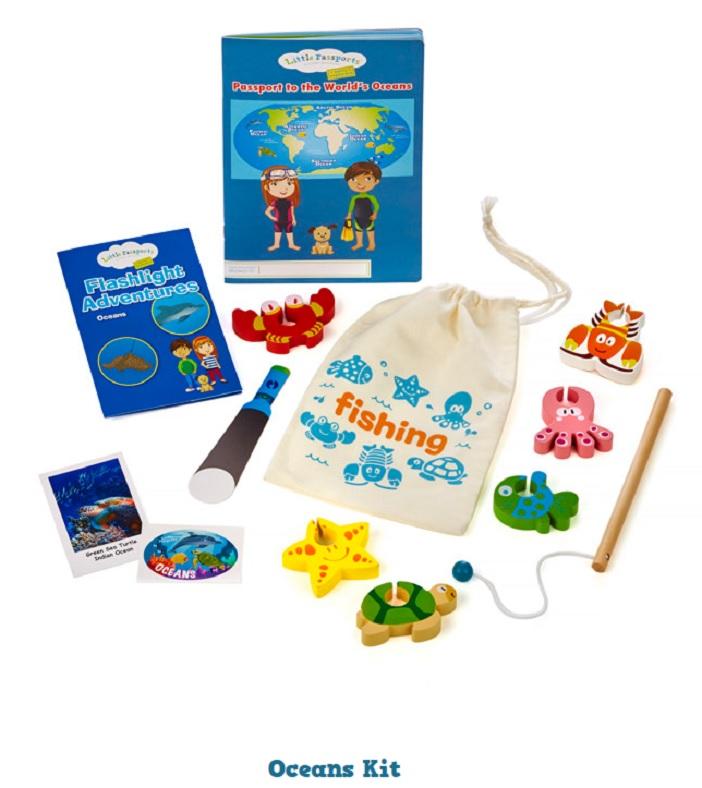 LP EE Oceans Kit