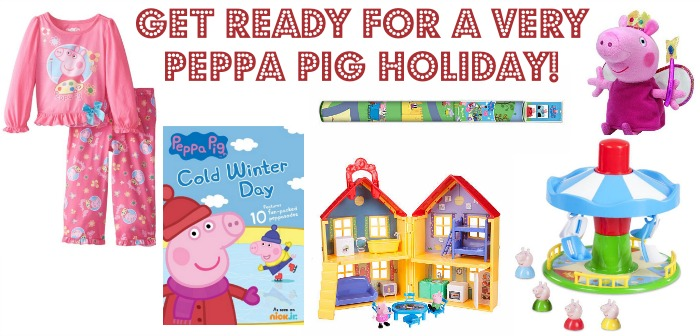 peppa pig holiday