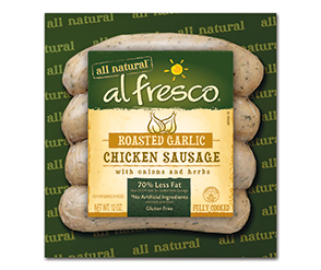 Eat Better With All Natural Al Fresco Chicken Products