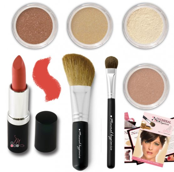Mineral Hygienics is the Best All-Natural Mineral Makeup