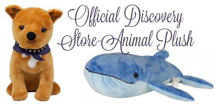 Official Discovery Channel Store Animal Plush Mom Blog Society