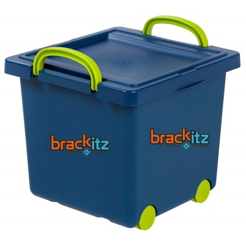 Brackitz Inventor Education Set with 320 Pieces