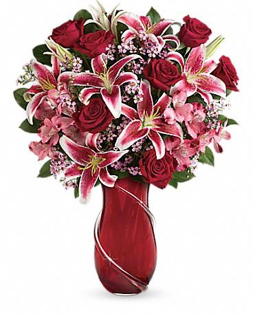 TF flowers
