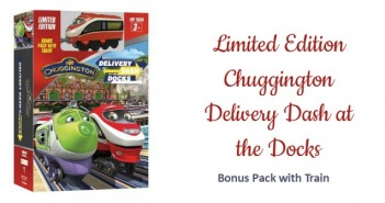 chuggington limited edition featured