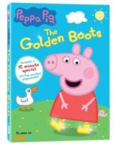 peppa movie the golden boots