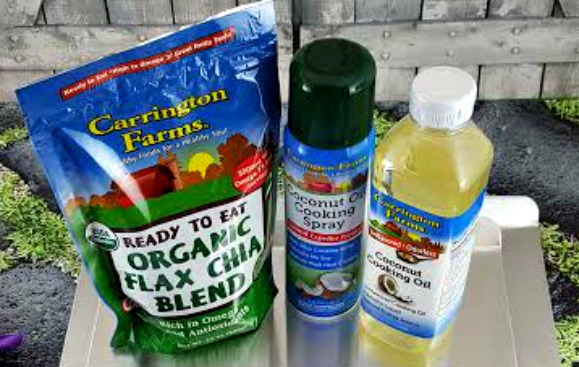 Healthy Carrington Farms Products