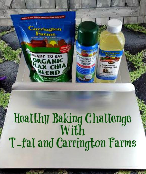 Healthy Baking Challenge