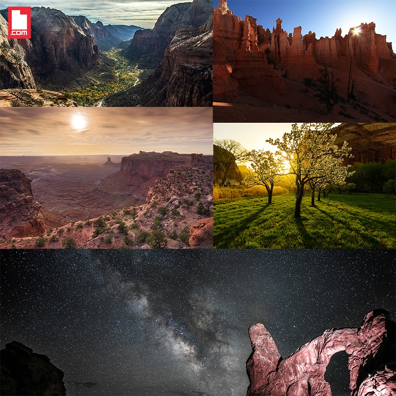 Utah's Five National Parks