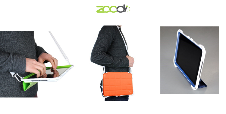 Grab a Moment of Hands-Free Parenting with a Hands-Free iPad Case