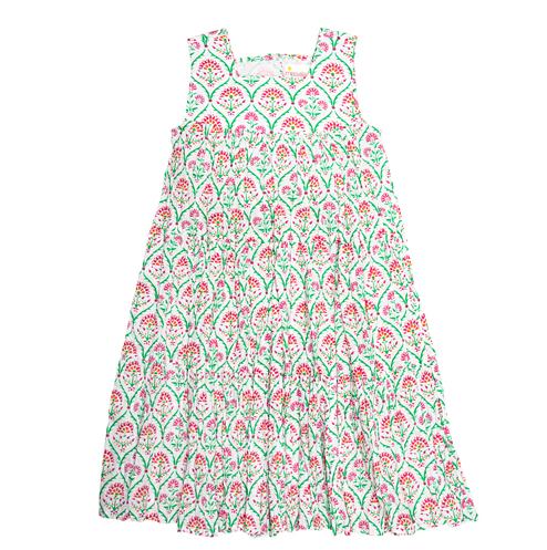 GYPSY DRESS RAANI PINK