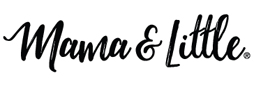 mama and little logo