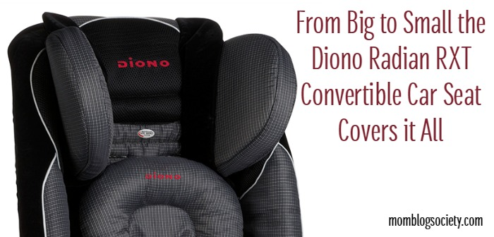 diono radian rxt carseat