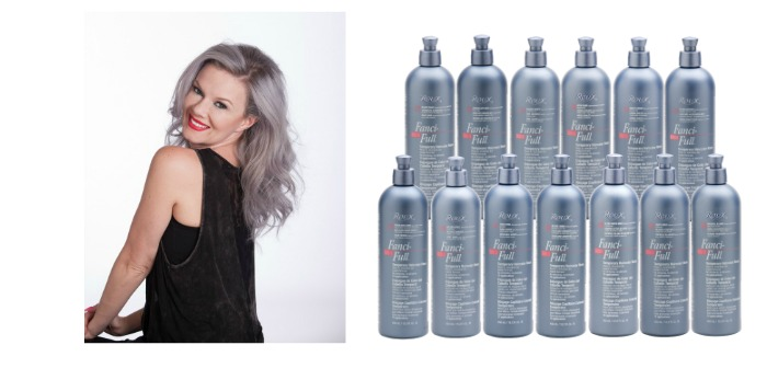 Roux Fanci-Full Temporary Hair Color, the rinse and mousse ...