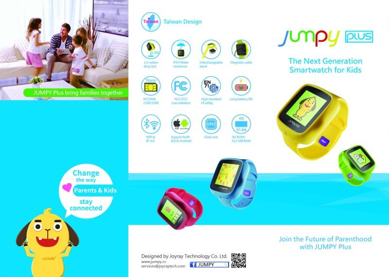 JUMPY Smartwatch