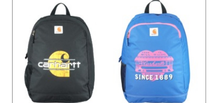 0cd2fd6056 Carhartt Book Bags for Back To School - Mom Blog Society