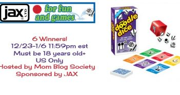 Win 1 of 6 Doodle Dice Games from JAX