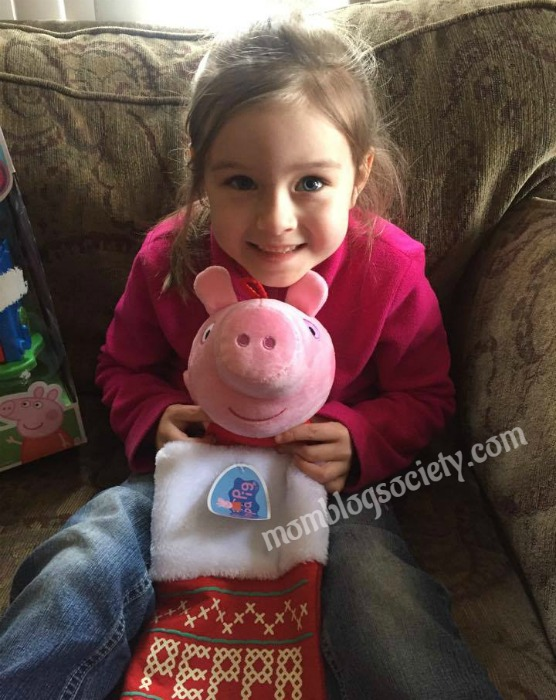 Peppa Pig Stocking