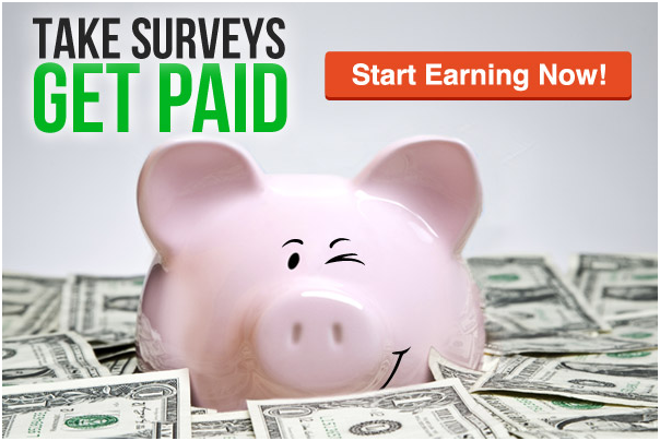 Take Surveys and Get Paid!