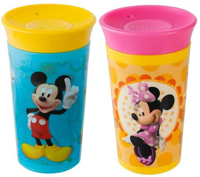 Disney Simply Spoutless Cups by The First Years
