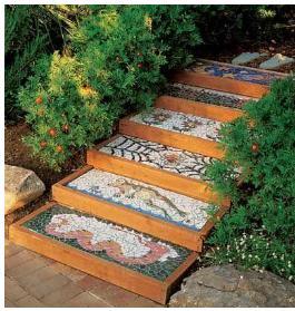 Step it up Designing Garden Stairs