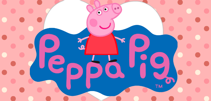 Perfect Peppa Pig And Emma Are Ready For Valentineu0027s Day