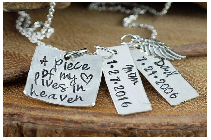 Remembrance Jewelry Sweet Blossom Gifts that Inspire