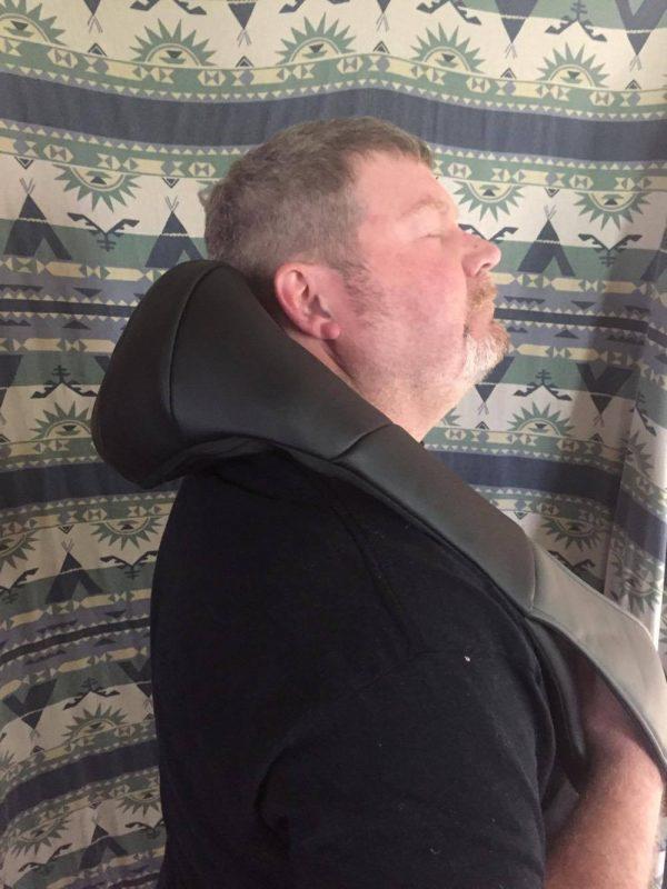 Tekjoy FDA Approved Deep Kneading Massager