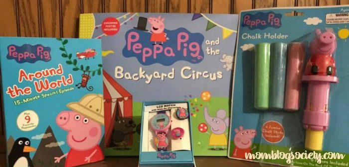 It's Snout-longer Winter, Get Your Spring on with Peppa Pig!