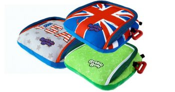 BubbleBum Booster Seat