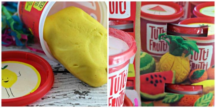 Tutti Frutti Scented Modeling Dough