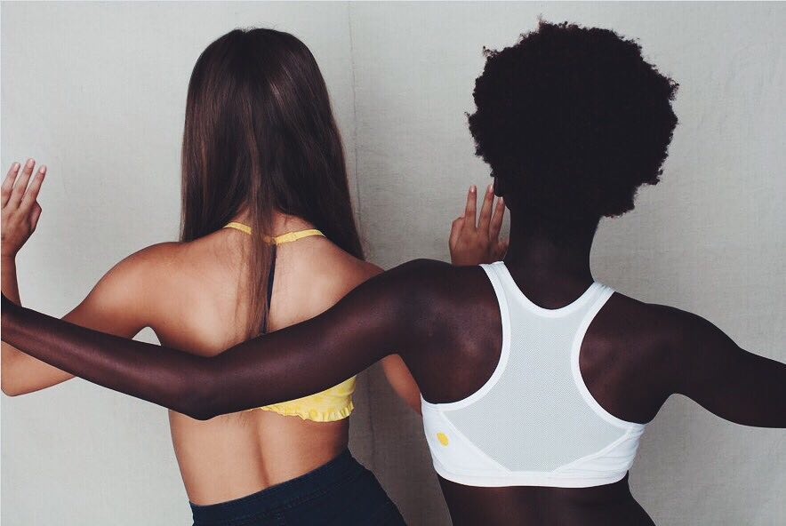 "Shopping for that ""First Bra"" with Your Daughter + Yellowberry"