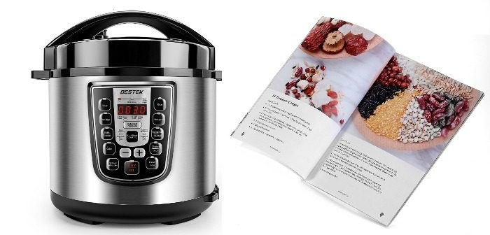 BESTEK Electric Pressure Cooker