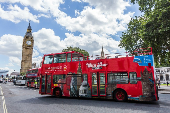 Tips for travelling around London with youngsters