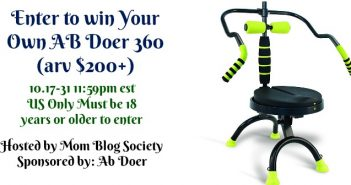 Enter to win Your Own AB Doer