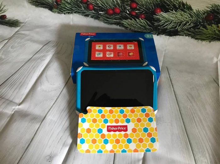 Fisher-Price Learning Tablet powered by Nabi