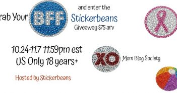 stickerbeans giveaway 10.24-11.7 11:59pm est US Only 18 years +