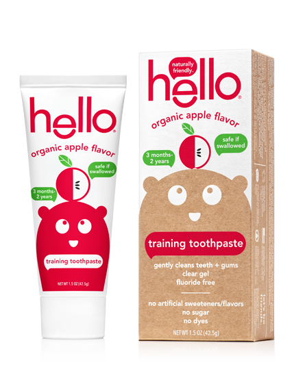 A Big Idea for Little Mouths with hello® products