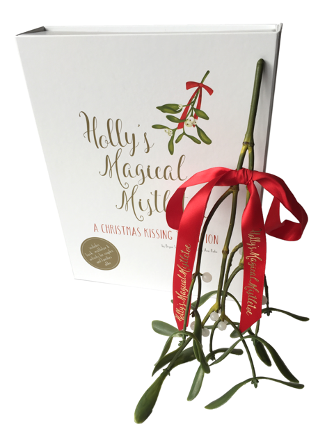 Holly's Magical Mistletoe - A Christmas Kissing Tradition