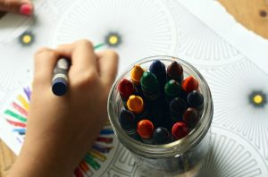 6 Tips For Displaying Your Kids' Drawings Like a Work of Fine Art