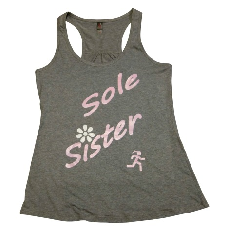 Inspired Endurance - Sole Sister Tank