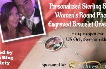 Pictures on Gold Sterling Silver Bracelet Giveaway