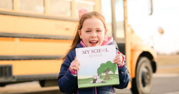 A New Kind of Children's Yearbook That Gets Everyone Excited About School