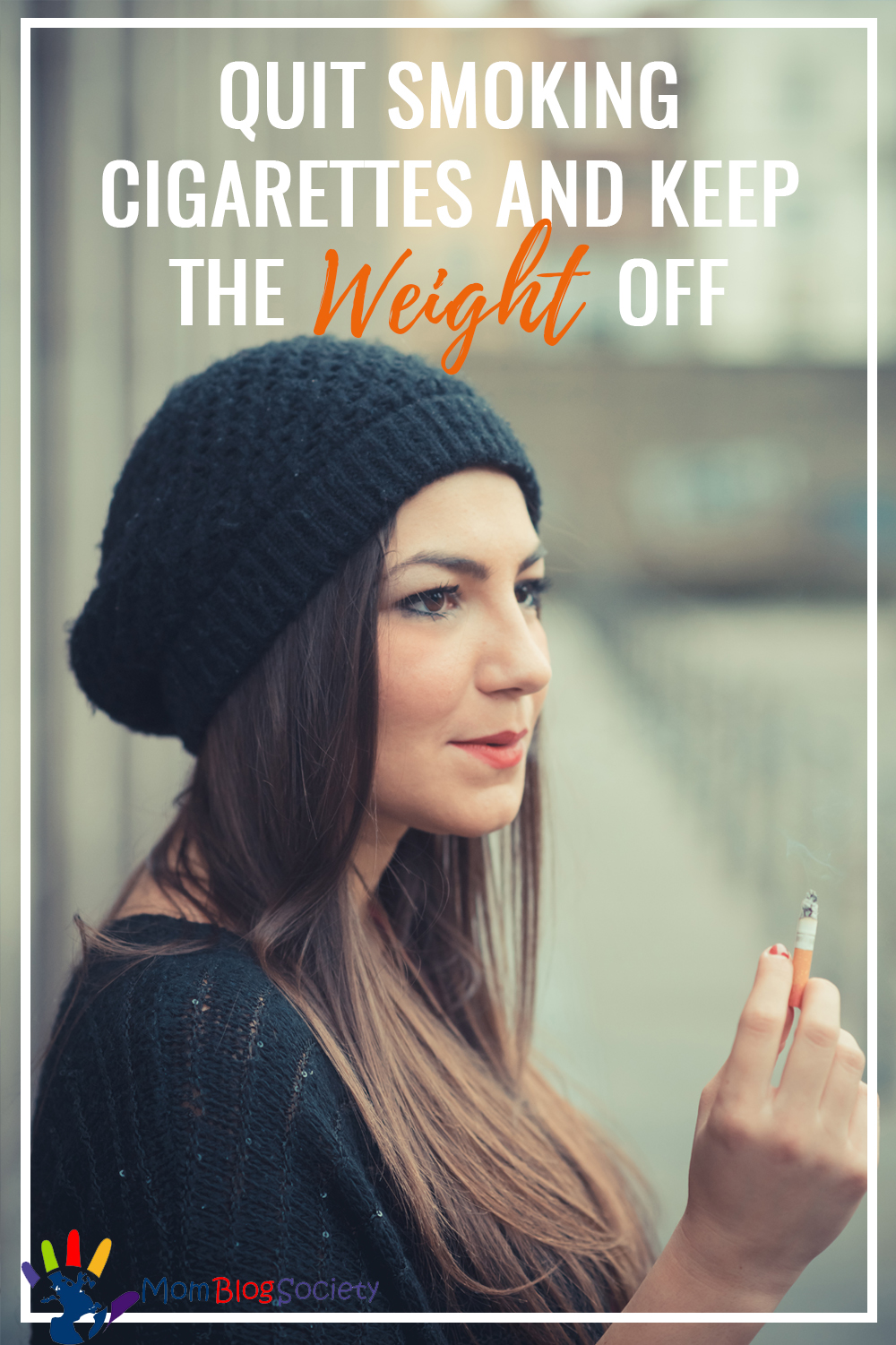 Quit Smoking Cigarettes and Keep the Weight Off