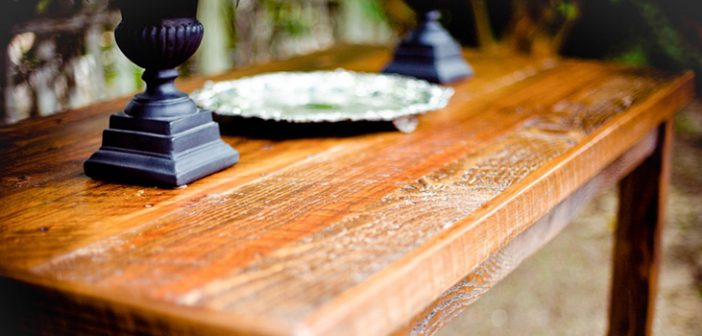 Top 5 Tips to Care for Wood Furniture