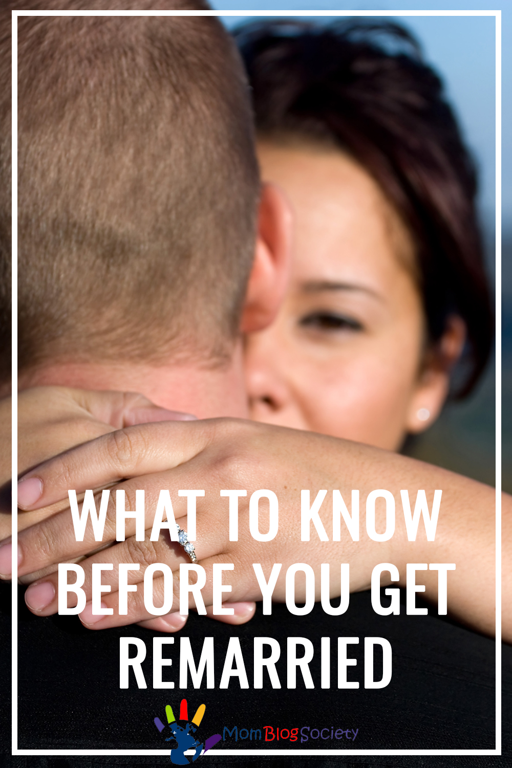 What to Know Before You Get Remarried