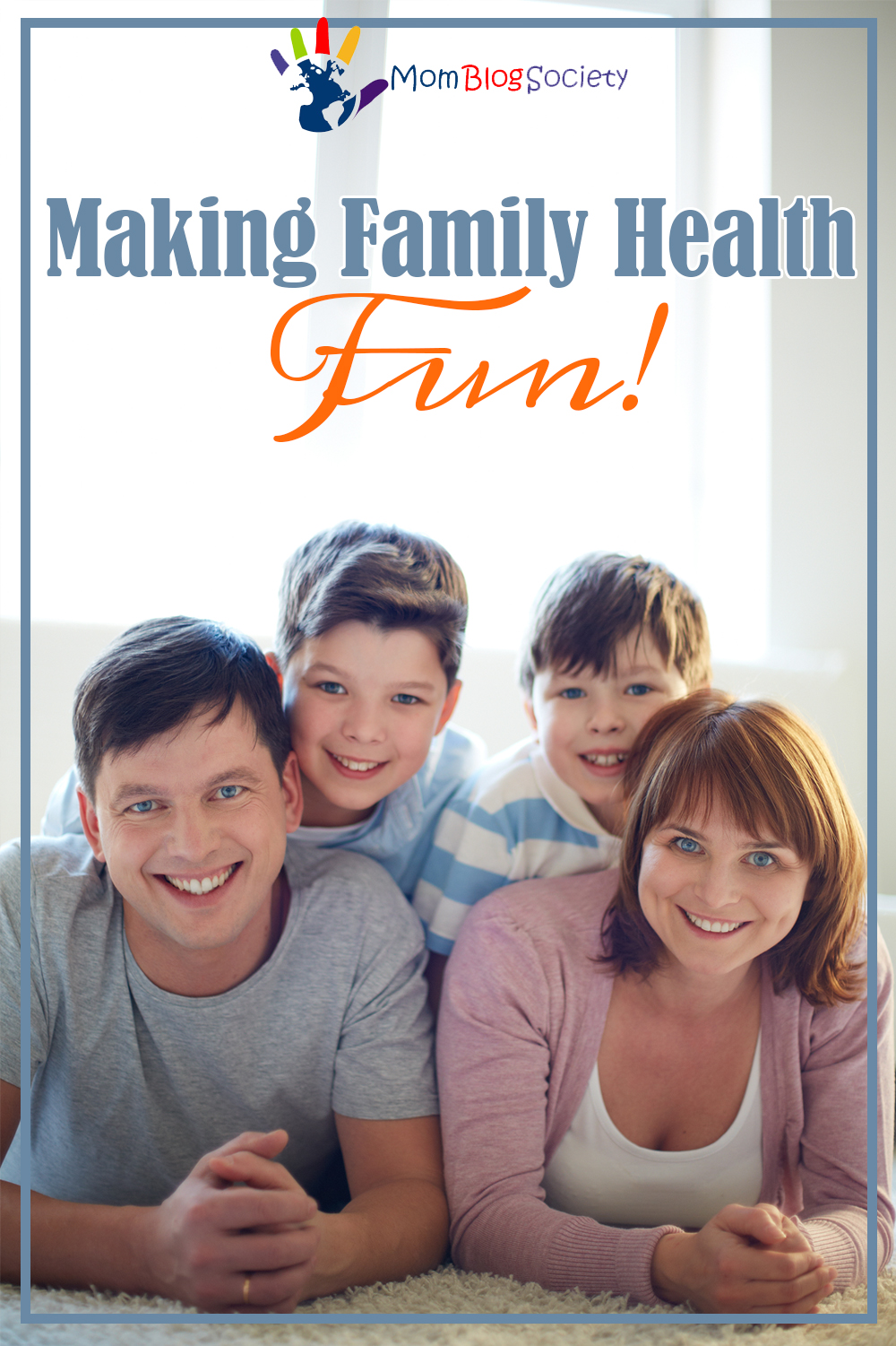 Boost Basics - Making Family Health FUN!