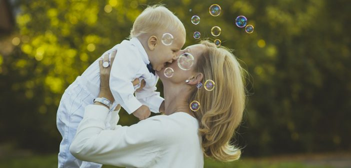 Mothering Mindfulness