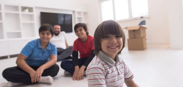 Selling a Home with Kids