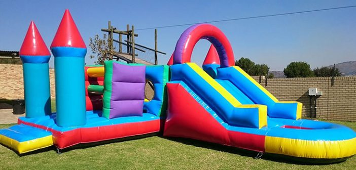 4 Reasons to Hire a Kid's Jumping Castle for Your Kid's Party